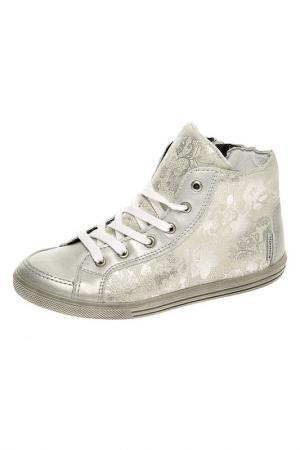 Ботинки RICOSTA. Цвет: бежевый