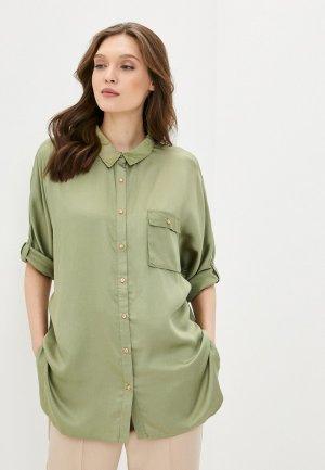 Блуза SH. Цвет: зеленый