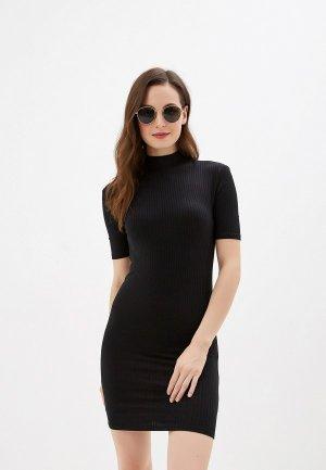 Платье Alcott. Цвет: черный
