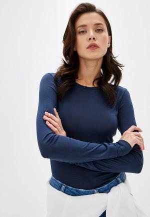 Лонгслив Max&Co. Цвет: синий