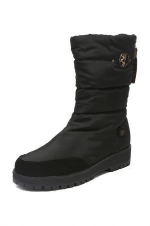 Сапоги KING BOOTS. Цвет: черный
