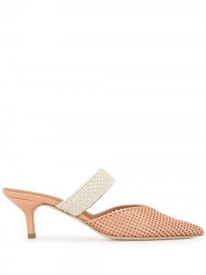 Туфли-лодочки Maisie 45 Malone Souliers. Цвет: розовый