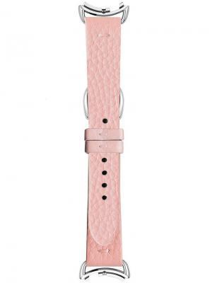 Ремешок для часов Fendi. Цвет: розовый