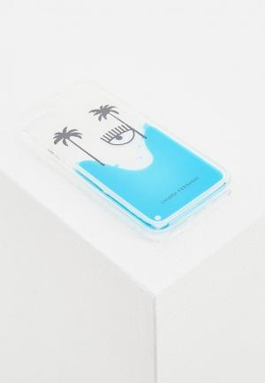 Чехол для iPhone Chiara Ferragni Collection. Цвет: разноцветный