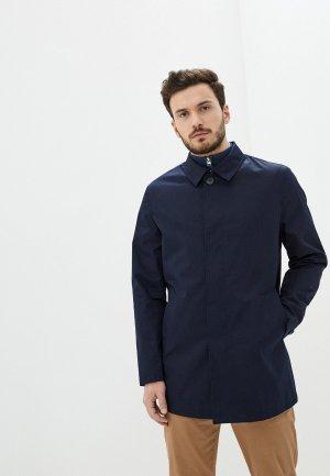 Куртка Marks & Spencer. Цвет: синий