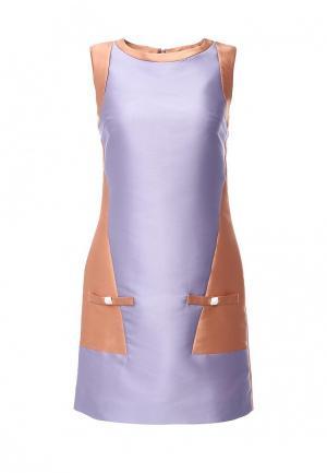 Платье Byblos. Цвет: фиолетовый