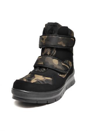 Ботинки JOG DOG. Цвет: коричневый миметик
