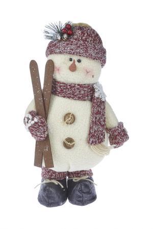 Снеговик Hannas Hanna's. Цвет: серый