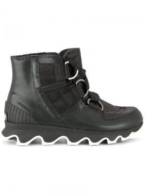 Kinetic boots Sorel. Цвет: черный