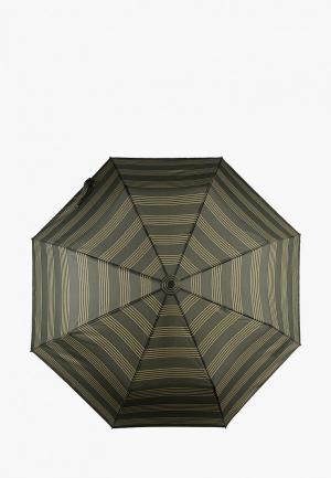 Зонт складной Mango Man. Цвет: зеленый