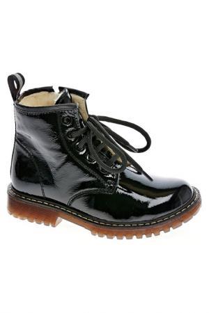 Ботинки CIAO BIMBI. Цвет: черный
