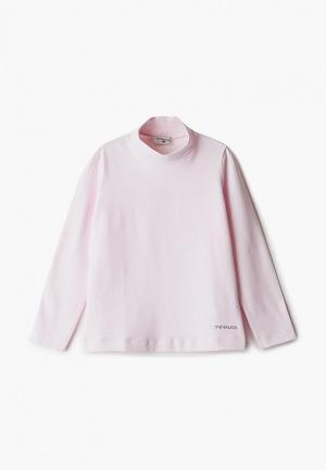 Водолазка Monnalisa. Цвет: розовый