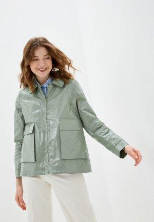 Куртка Bulmer. Цвет: зеленый