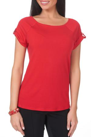 Блуза Argent. Цвет: красный