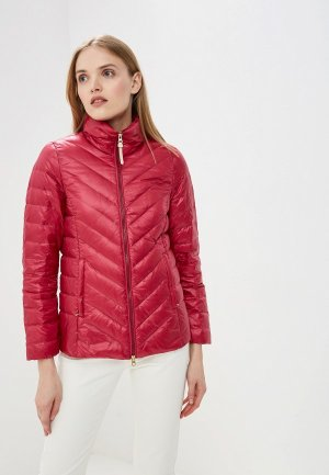 Пуховик Woolrich. Цвет: розовый