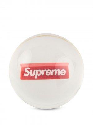 Мяч Bouncy Ball из коллекции FW18 Supreme. Цвет: красный