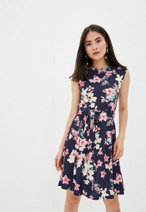 Платье Wallis. Цвет: синий