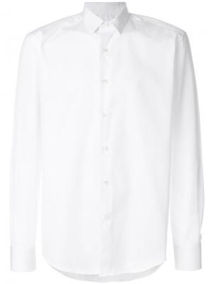 Классическая рубашка Lanvin. Цвет: белый
