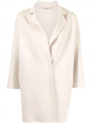 Кашемировое пальто Colombo. Цвет: нейтральные цвета