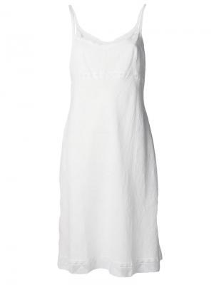 Ночная сорочка Kymber Dosa. Цвет: белый