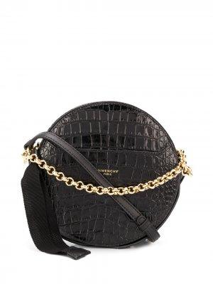Круглая сумка через плечо Eden Givenchy. Цвет: черный