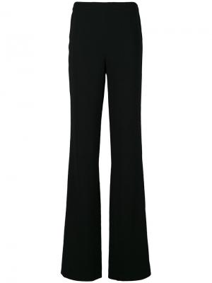 Широкие брюки Emilio Pucci. Цвет: черный