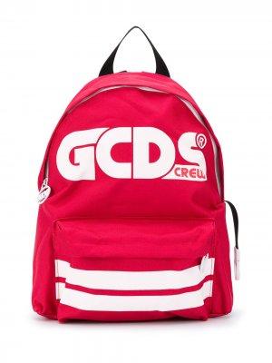 Рюкзак с логотипом Crew Gcds Kids. Цвет: красный