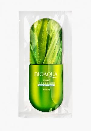 Маска для лица Bioaqua. Цвет: прозрачный