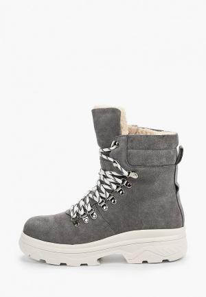 Ботинки Balex. Цвет: серый