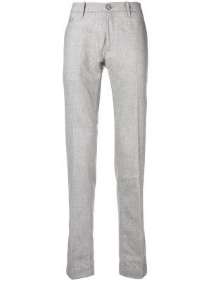 Classic wool trousers Jacob Cohen. Цвет: серый