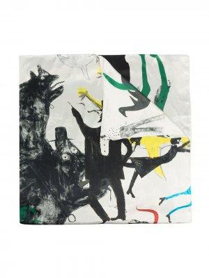 Платок Traylor Wolf & Rita. Цвет: черный