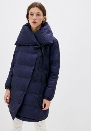 Куртка утепленная Max&Co. Цвет: синий