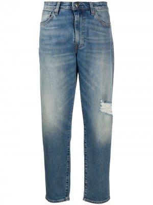 Levis: Made & Crafted зауженные джинсы средней посадки Levi's:. Цвет: синий