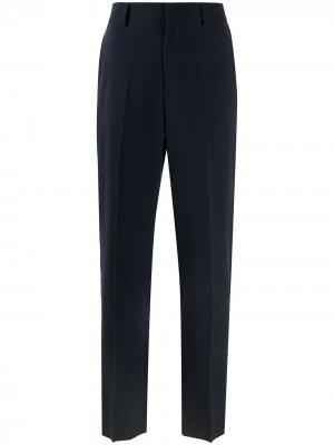 Прямые брюки Joyce Filippa K. Цвет: синий