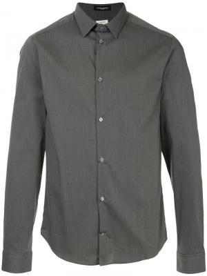 Classic shirt Costume National. Цвет: черный