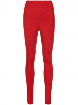 Легинсы Switchwear AZ FACTORY. Цвет: красный