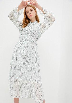 Платье Twist & Tango. Цвет: серый