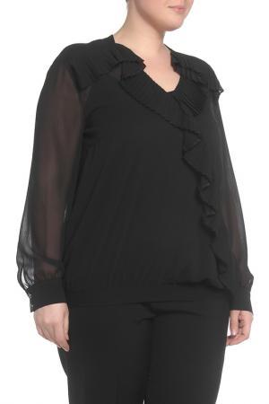 Блуза Basler. Цвет: черный