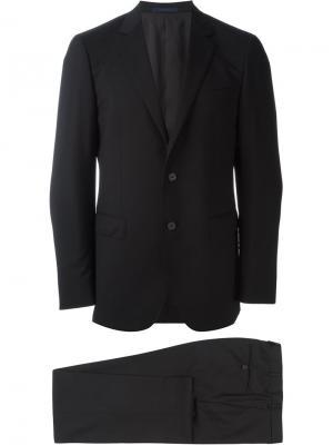 Классический костюм-двойка Lanvin. Цвет: черный