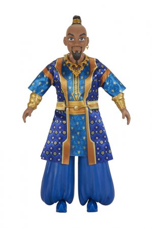 Джин Disney Genie Аладдин PRINCESS. Цвет: синий