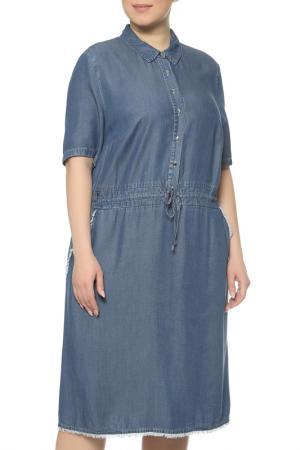 Платье Basler. Цвет: мультицвет