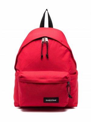 Дутый рюкзак Pakr Eastpak. Цвет: красный