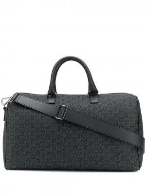 Дорожная сумка с логотипом Billionaire. Цвет: зеленый