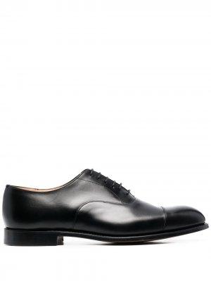 Churchs туфли оксфорды Church's. Цвет: черный