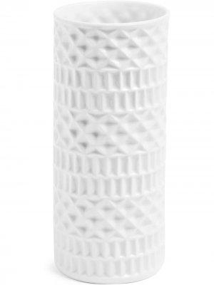 Ваза Portomarínico (205 мм) Sargadelos. Цвет: белый