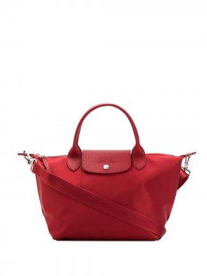 Сумка Le Pliage Longchamp. Цвет: красный