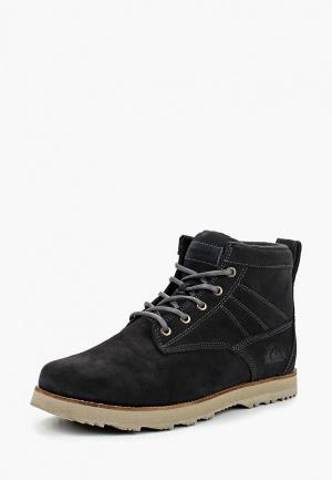 Ботинки Quiksilver. Цвет: серый