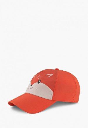 Бейсболка PUMA. Цвет: оранжевый