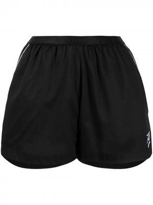 Пижамные шорты Karl Lagerfeld. Цвет: черный