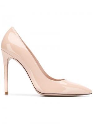 High heel pumps Stuart Weitzman. Цвет: нейтральные цвета